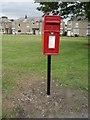 NZ3057 : Elizabeth II postbox on Heworth Road, Washington by JThomas