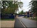 SP0281 : Bournville Park development by Andrew Abbott