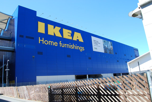 ef20fb253f Southampton IKEA (1) © Barry Shimmon :: Geograph Britain and Ireland