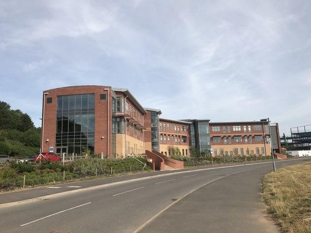 Keele University: Innovation Centre 5