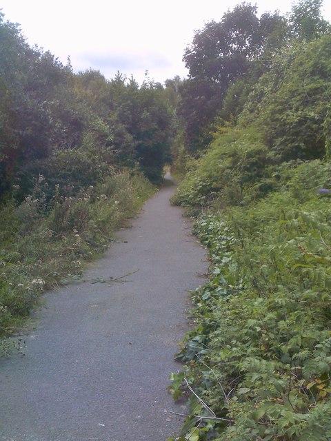 Tipton Path