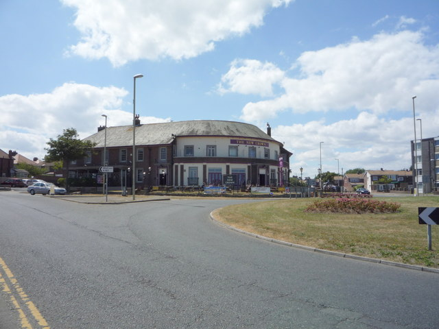 The New Crown public house, South Shields