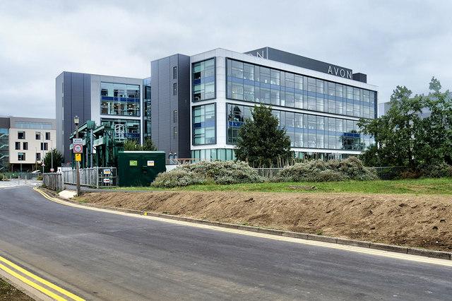 Avon Cosmetics Headquarters, Northampton