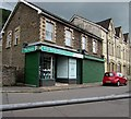 SS9390 : Hugh Morris Pharmacy in Ogmore Vale by Jaggery