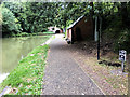 SP7350 : Grand Union Canal Towpath near Blisworth Tunnel by David Dixon