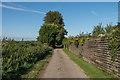 TQ5064 : Alongside Parkgate Farm by Ian Capper