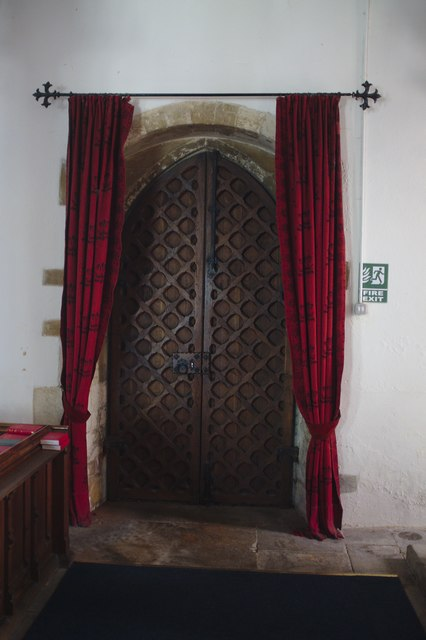 The Church of St. Botolph: The South Door