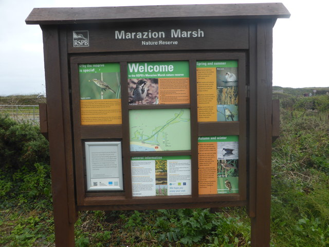 All you need to know about Marazion Marsh