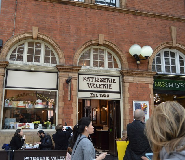 Patisserie Valerie, Marylebone Station