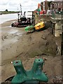 TF6120 : Looking over the entrance to The Purfleet in King's Lynn by Richard Humphrey