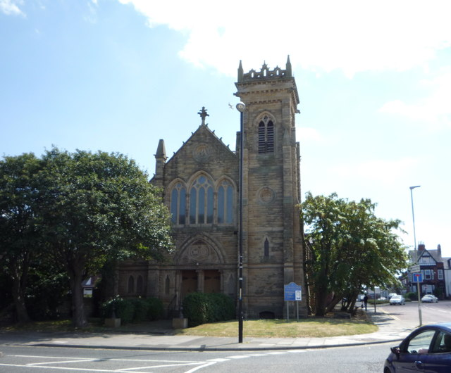St John's Presbyterian Church, South Shields