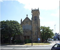 NZ3666 : St John's Presbyterian Church, South Shields by JThomas