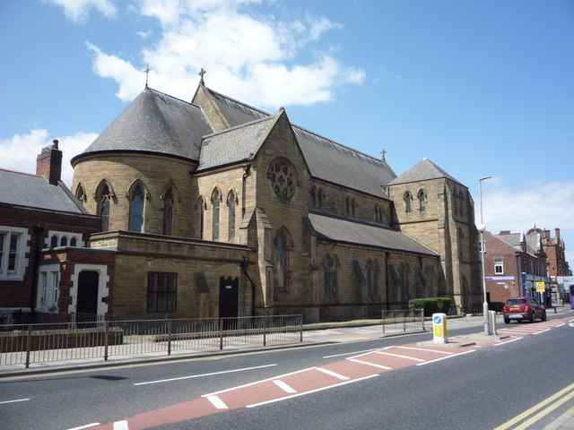 St Bede Roman Catholic Church, South Shields