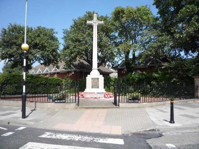 South Shields War Memorial