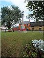 SP7651 : The War Memorial at Roade by David Dixon