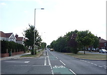 NZ3765 : King George Road, South Shields by JThomas