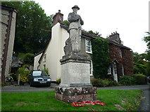 SO2160 : New Radnor War Memorial by Fabian Musto