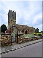 SP8059 : Little Houghton Parish Church by David Dixon
