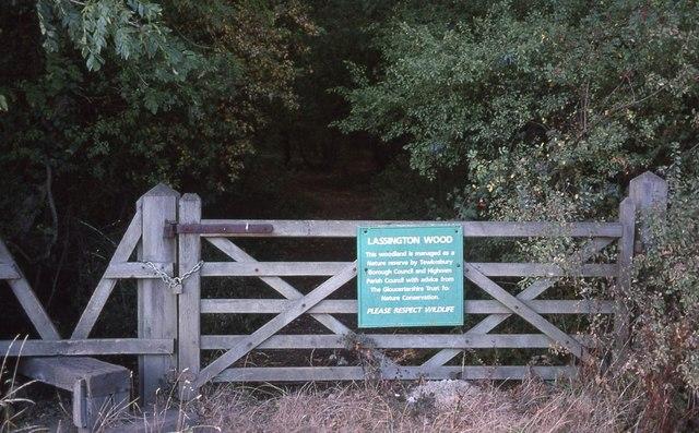 Walk to wildlife – Lassington Wood