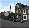 SS9390 : Three-storey house, Llywelyn Street, Ogmore Vale by Jaggery