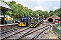 SK3899 : Elsecar Heritage Railway Depot by David Dixon