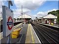 TQ2278 : Ravenscourt Park Underground station, Greater London by Nigel Thompson