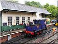 SK3899 : Elsecar Heritage Railway Station by David Dixon