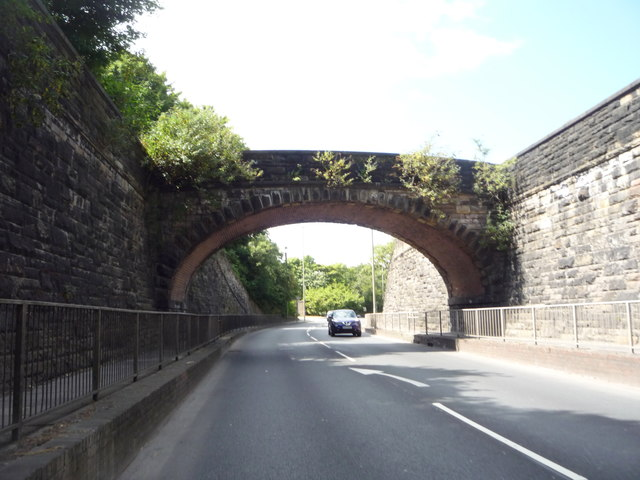 Bridge over Boldon Lane, South Shields
