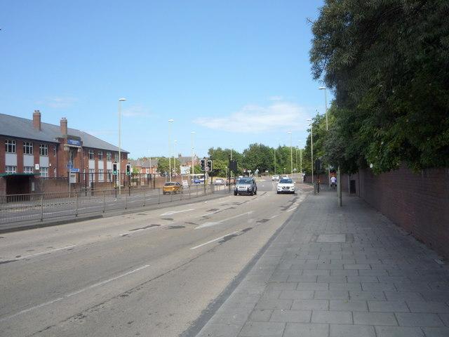 A194, South Shields