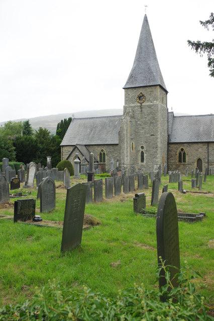 Penybontfawr Church