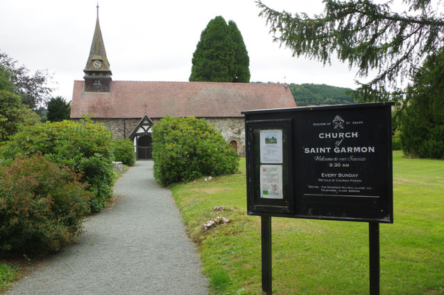 Llanfechain Church