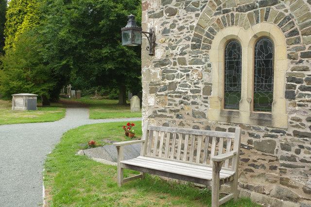 Llanfechain Churchyard