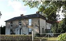 SU5133 : House on the B3047, Martyr Worthy by David Howard