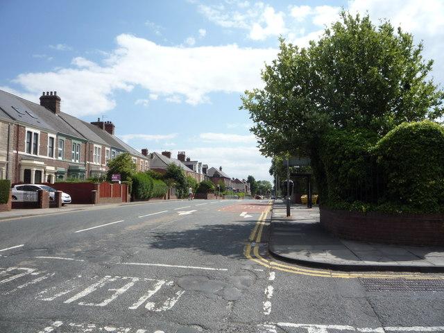 Park Road, Jarrow
