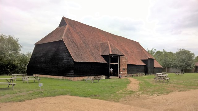 The Grange Barn, Coggeshall