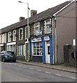 SS9392 : Anne's Plaice, 12 Ogwy Street, Nantymoel by Jaggery
