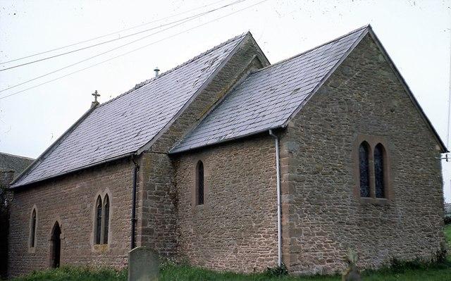Down beside the Wye – Fawley Chapel