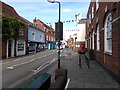 TM1031 : B1352 High Street, Manningtree by Adrian Cable