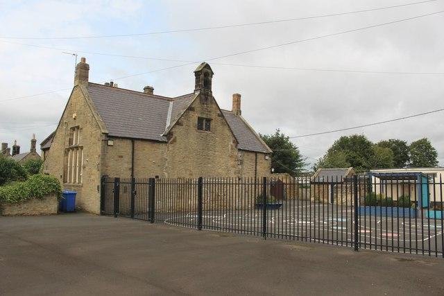 Acklington First School (1853 - 2018)