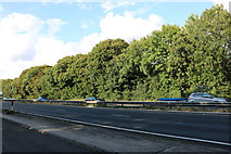 SU4547 : The A34, Whitchurch by David Howard