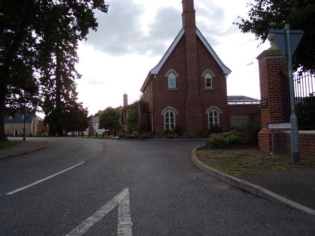 Lawford Place, Lawford