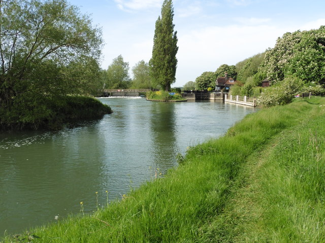 Image result for thames path oxfordshire