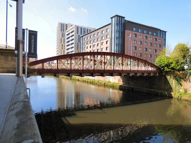 Irwell Street Bridge