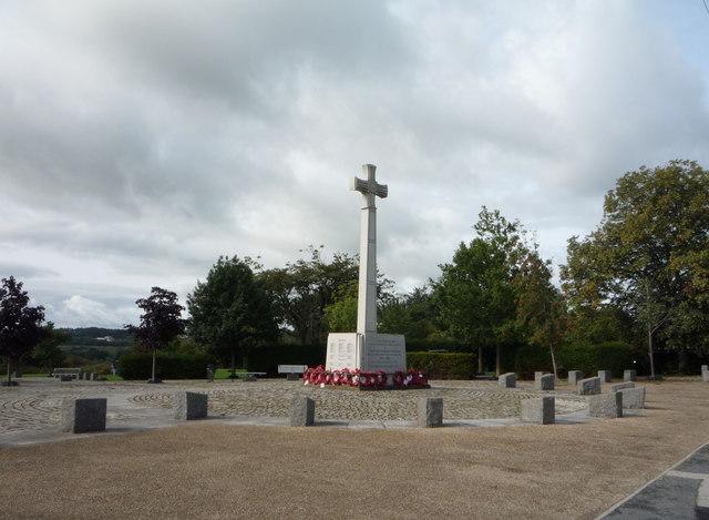 War Memorial, Willington