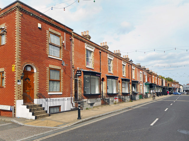 Northam Road, Shops or Houses?