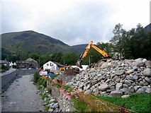 NY3816 : Glenridding Beck by E Gammie