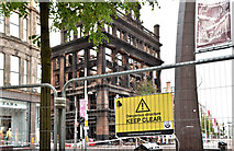 J3374 : Primark (Bank Buildings) fire, Belfast - August 2018(16) by Albert Bridge