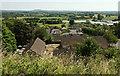 ST8032 : View over Mere by Derek Harper
