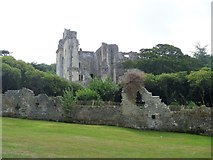 ST9326 : Old Wardour Castle [2] by Michael Dibb