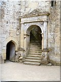 ST9326 : Old Wardour Castle [6] by Michael Dibb